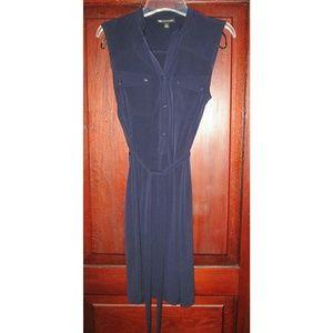 Valerie Bertinelli 6 S Shirt Tunic Dress Stretch
